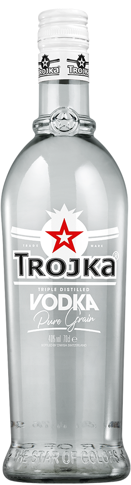Trojka Vodka Pure